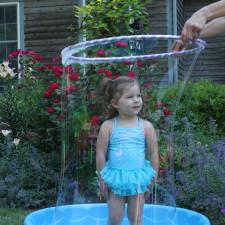 A Bubble Party!