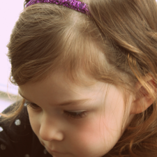 New Year's Bling Bands {a simple headband tutorial}