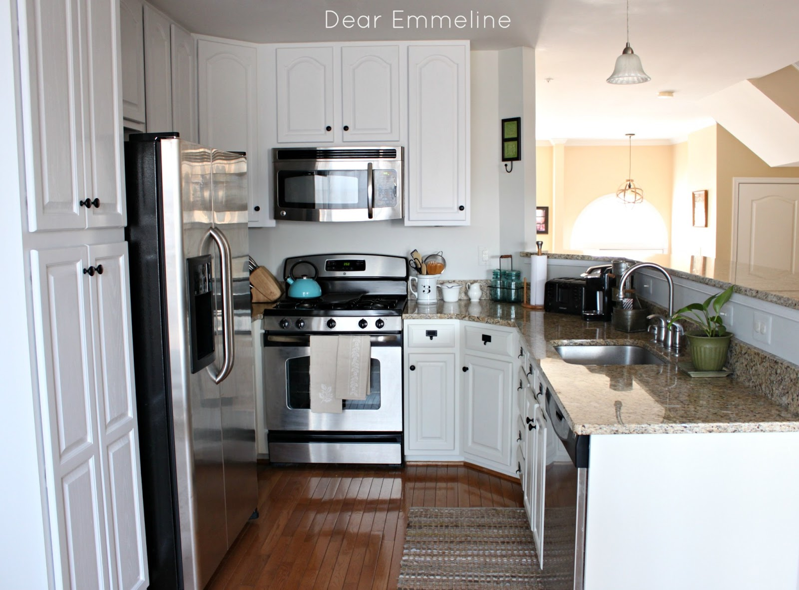 Redo White Kitchen Cabinets