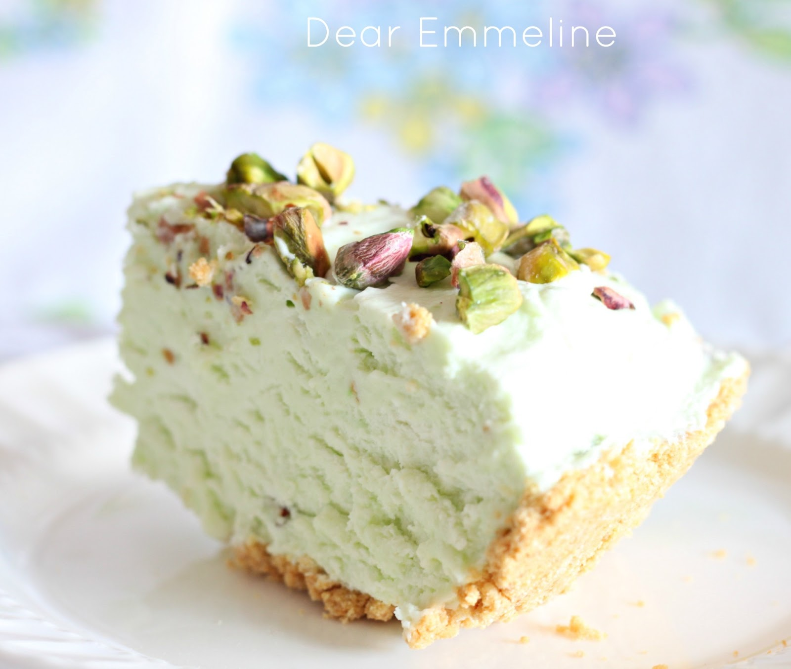 Cake recipe with pistachio pudding
