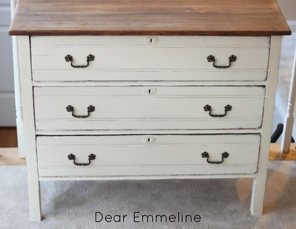 Small Dresser To Fit In Their Tiny Row Home Bedroom I Showed Her The  Dresser She Told Me What They Wanted And This Neglected Rather Pathetic Little White M85