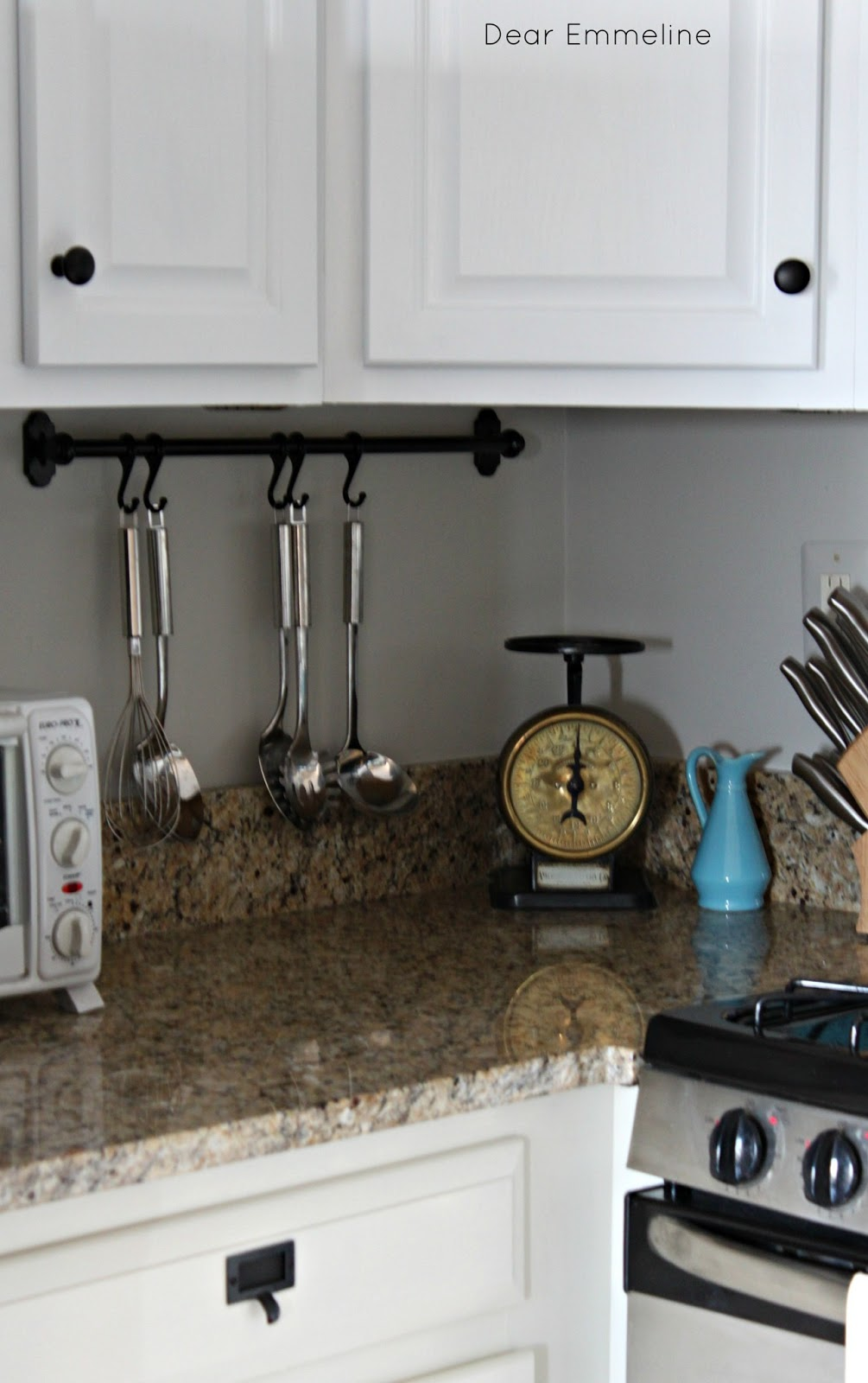 Diy Utensil Holder To Jewelry Hanger