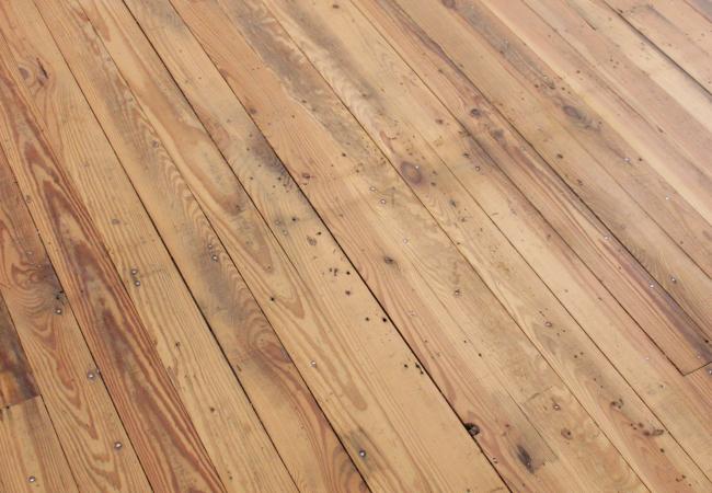 1910 Home Renovation: Refinishing the Original Wood Kitchen Floors