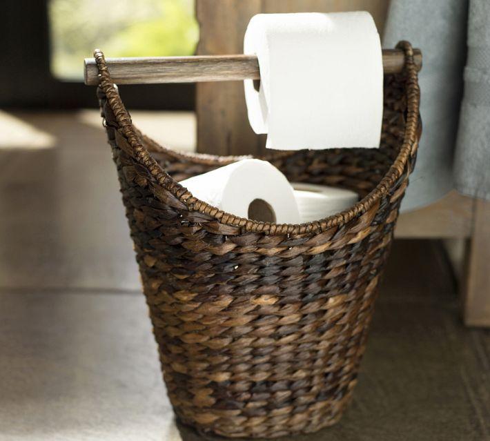 Perry Paper Holder - Havana Weave