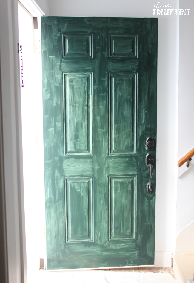 Cheers To A Successful New Year Modern Masters Front Door Paint