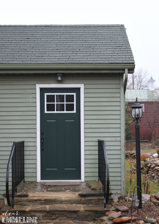 sc 1 st  Petal + Ply & Cheers to a Successful New Year : Modern Masters Front Door Paint