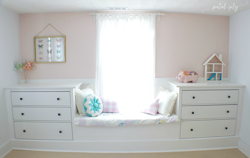 to complete a double dresser built in for our daughter s room