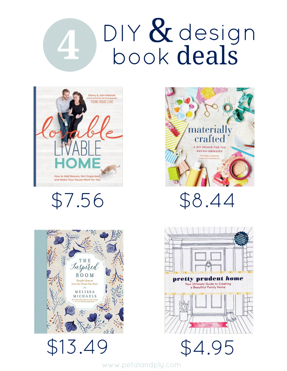 DIY-and-design-book-deals-Amazon