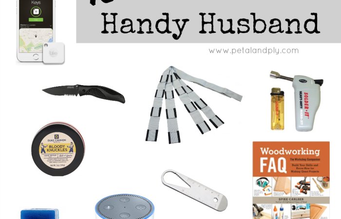 16 Gifts for the Handy Husband