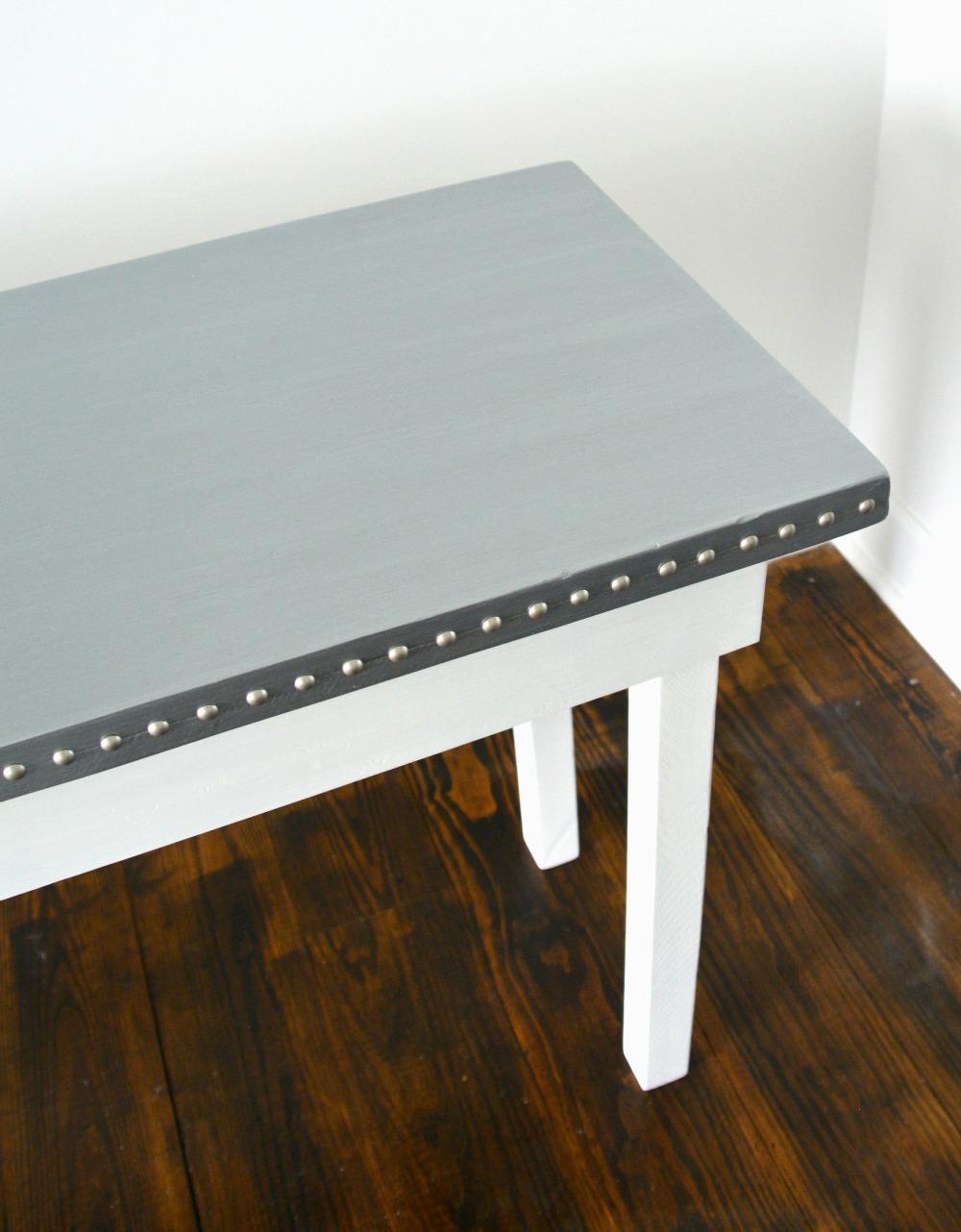DIY-faux-zinc-top-farmhouse-table