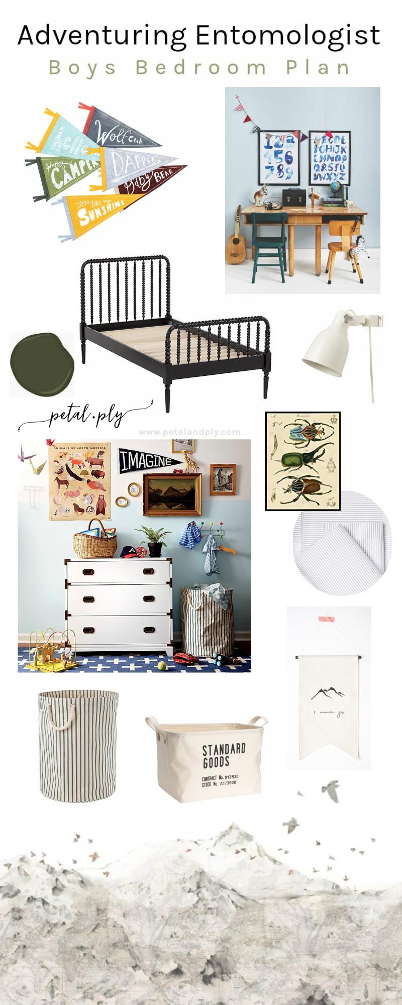 adventuring-entomologist-boys-bedroom-plan