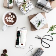 Eclectic Botanical Gift Guide | Blogger Home Decor Gift Guide 2017