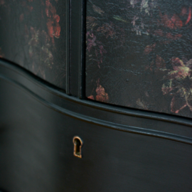 Moody Floral Dresser